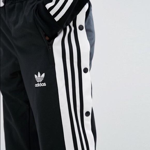 2d42db27 adidas Pants   Nwt Originals Popper Track   Poshmark